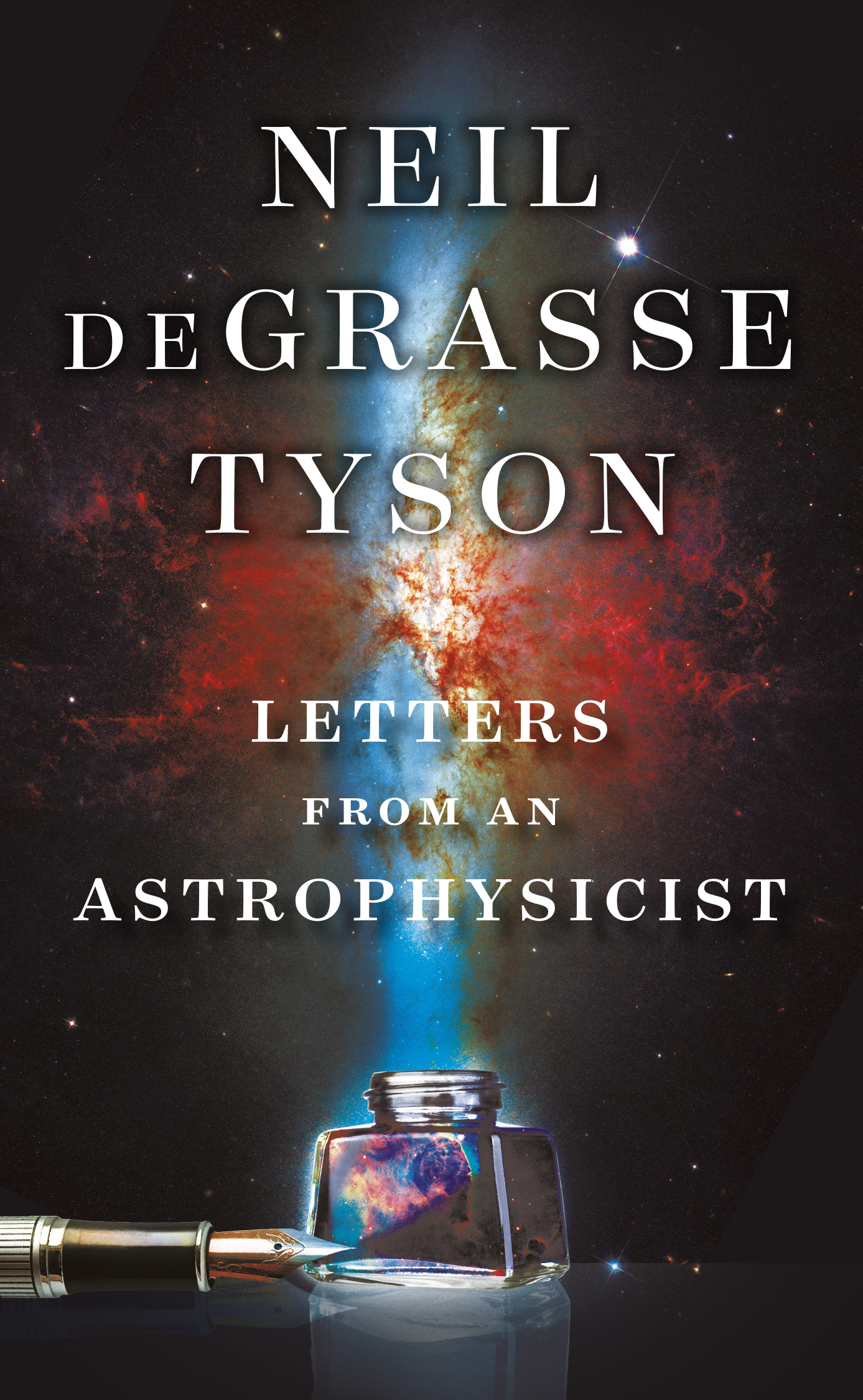 Letters From an Astrophyicist book cover